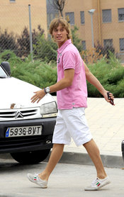 Sergio Canales busca piso en Madrid