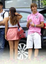 Sergio Canales busca piso con su novia en Madrid