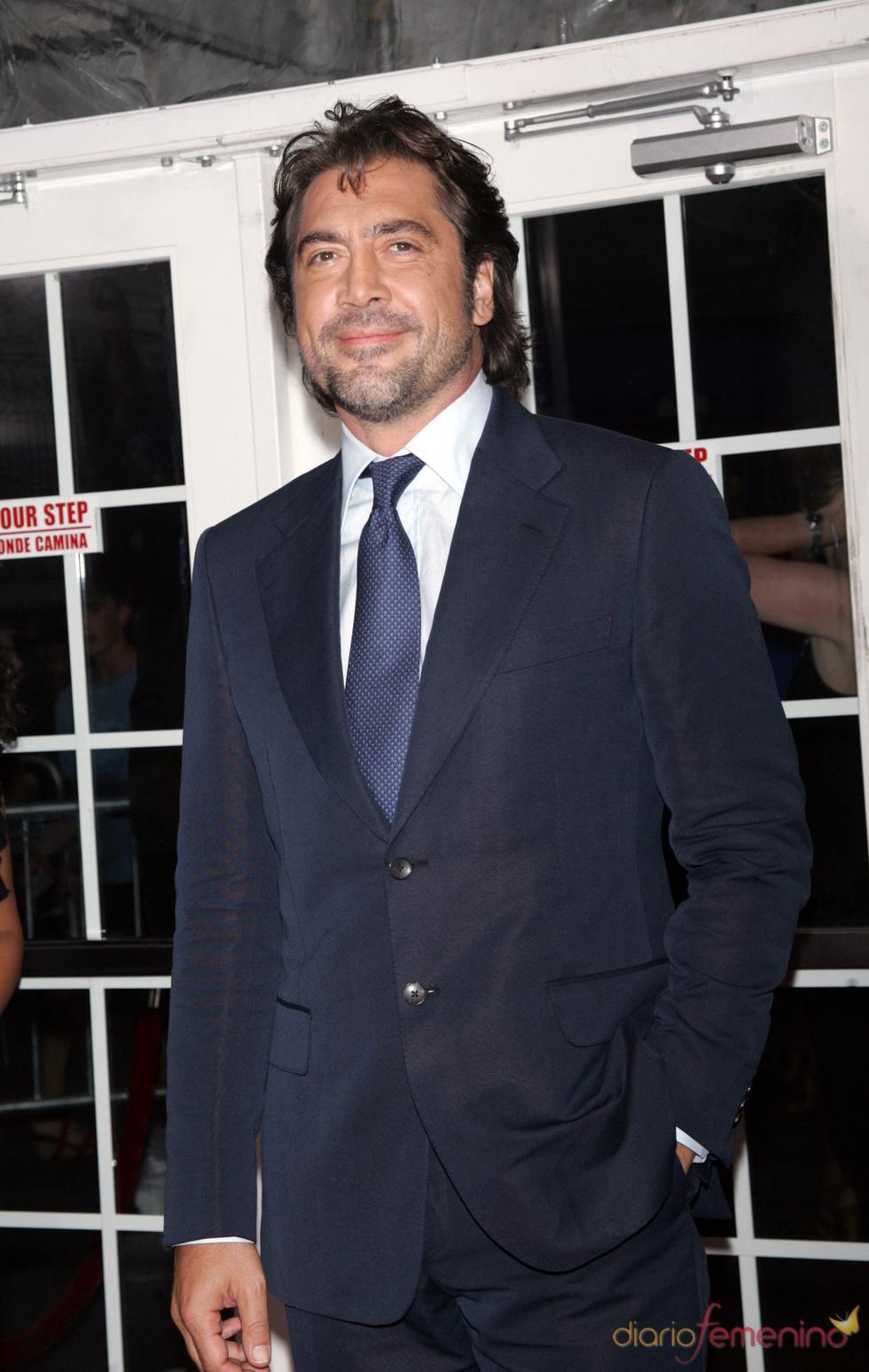 Javier Bardem en el estreno de 'Come, reza, ama' en Nueva York