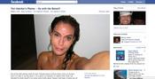 Teri Hatcher recién salida de la ducha