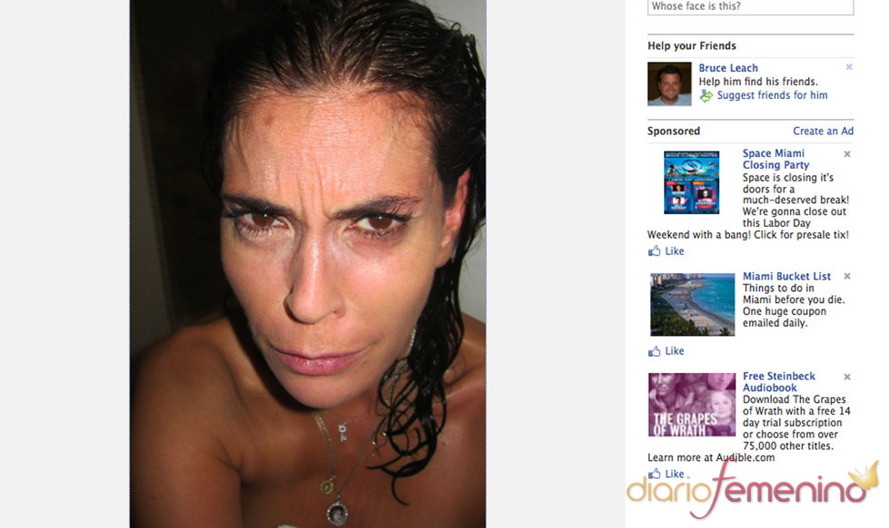 Teri Hatcher sin un gramo de botox