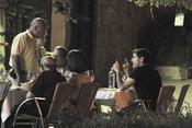 Iker Casillas discute con un fotógrafo