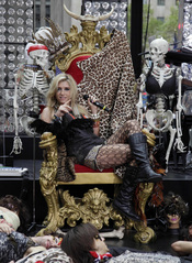 La reina Kesha