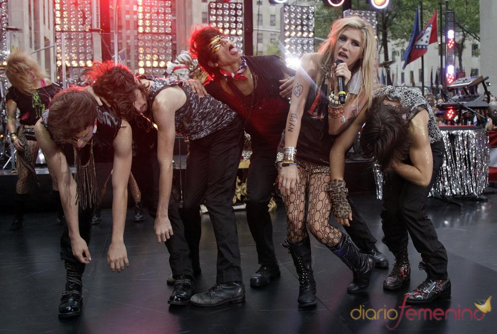 Show de Kesha en Nueva York