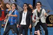 Show de los Jonas Brothers en Nueva York