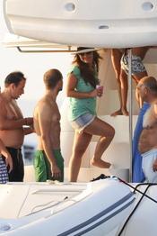 Gonzalo Miró y Amaia Montero, juntos en Ibiza