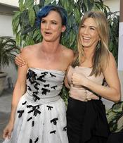 Jennifer Aniston y Juliette Lewis estrenan 'Un pequeño cambio'
