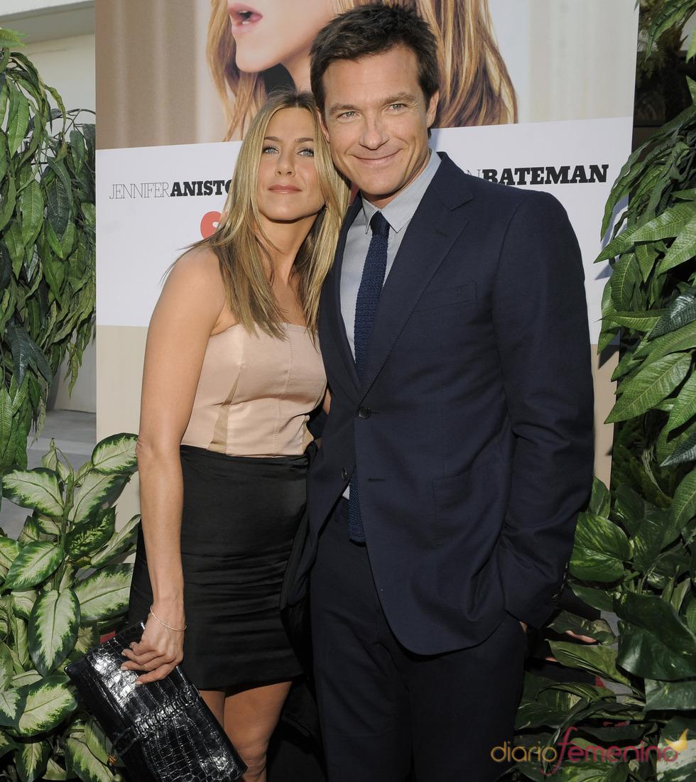 Jennifer Aniston y Jason Bateman,  protagonistas de 'Un pequeño cambio'