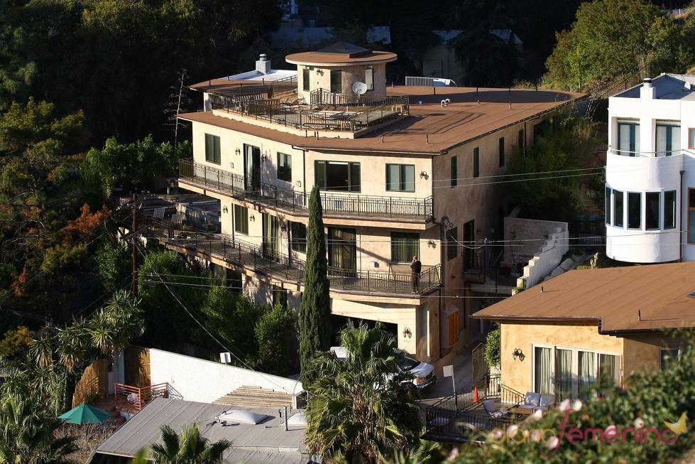 Mansión de Eva Longoria en Los Ángeles