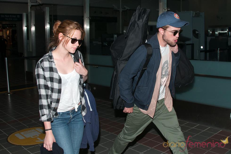 Robert Pattinson y Kristen Stewart, una pareja ¿con estilo?