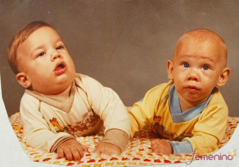 Ashton Kutcher de bebé