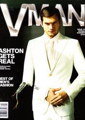 Ashton Kutcher, un chico de portada