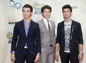 Jonas Brothers en el estreno de 'Camp Rock 2'