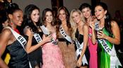 Adriana Reveron en el concurso Miss Universo 2010