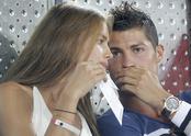Cristiano Ronaldo e Irina Shayk, miradas cómplices
