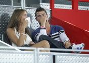 Cristiano Ronaldo e Irina Shayk entre confidencias