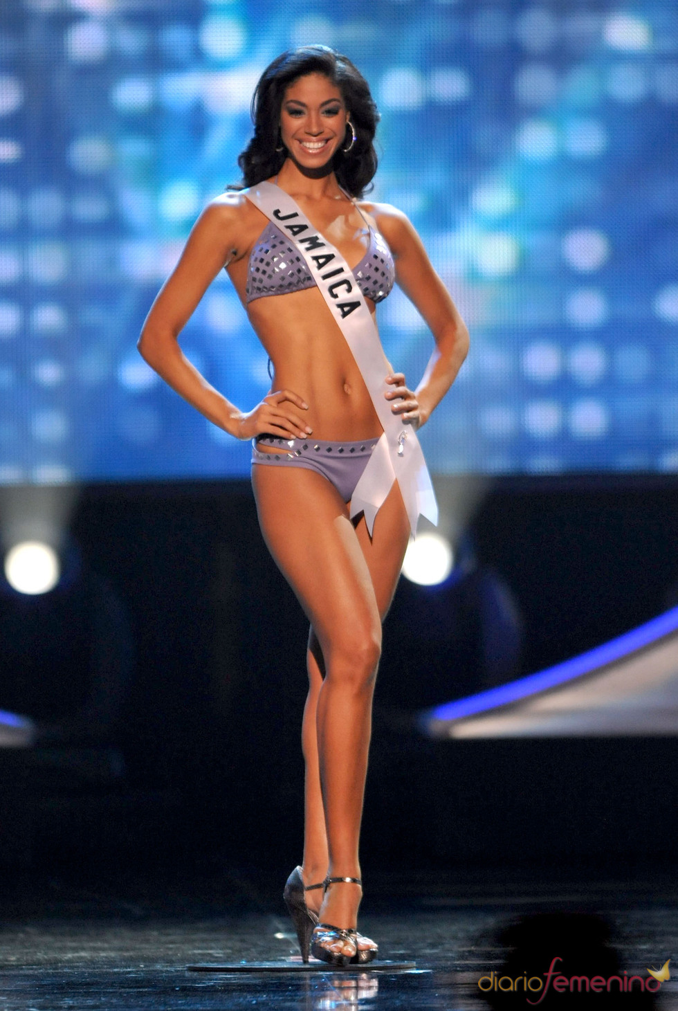 Yendi Phillipps, finalista de Miss Universo 2010