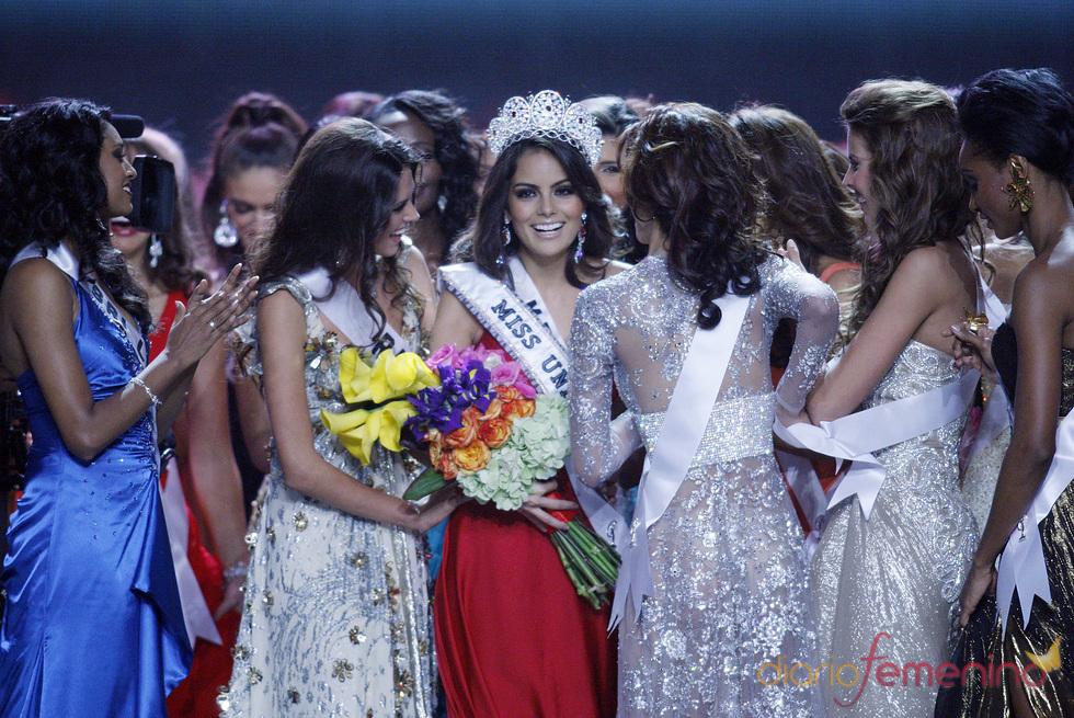 Jimena Navarrete, Miss México y Miss Universo