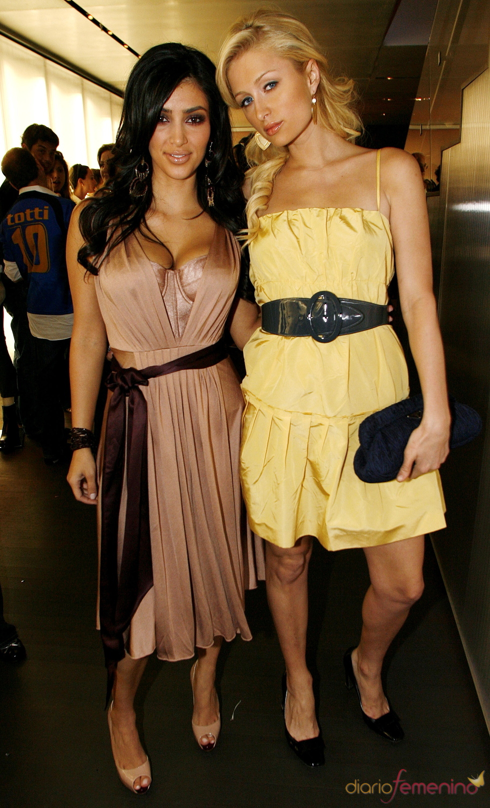 Paris Hilton y Kim Kardashian rompen su amistad