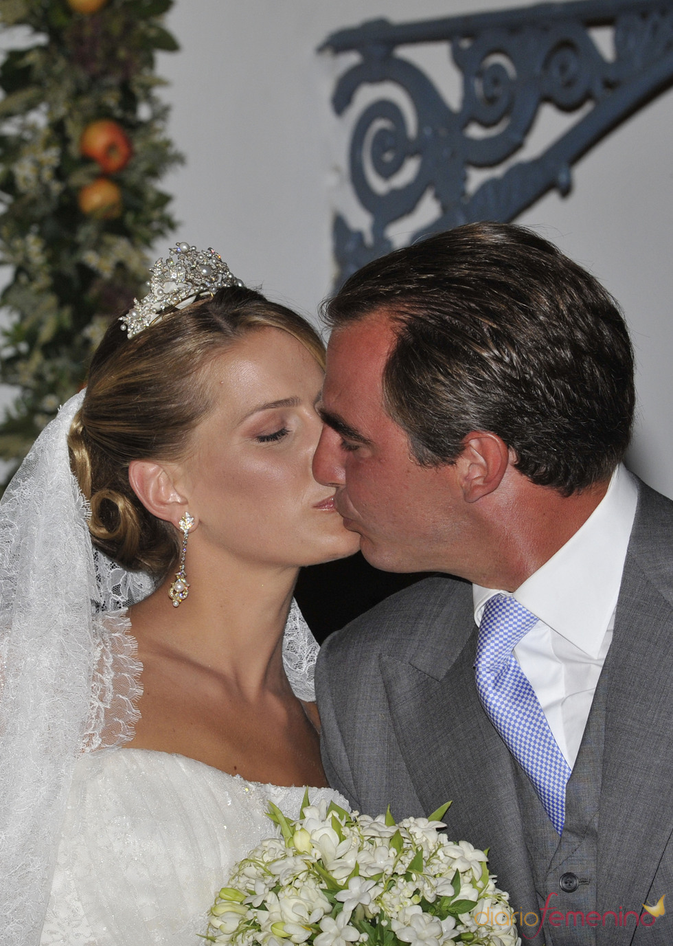 Nicolás de Grecia y Tatiana Blatnik, dos enamorados recién casados