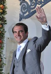 Nicolás de Grecia se casa con Tatiana Blatnik