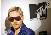 Jared Leto de '30 Seconds to Mars'