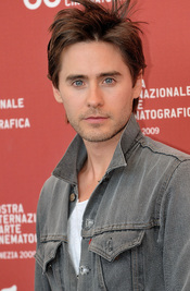 Jared Leto de 'Thirty Seconds to Mars'