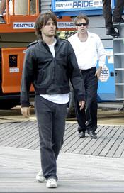 El actor Jared Leto