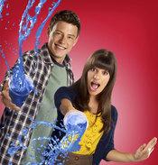 Lea Michele y Cory Monteith en la nueva temporada de 'Glee'