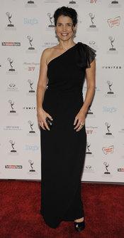 Julia Ormond en la fiesta previa de los Premios Emmy 2010