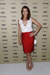 Kate Walsh en la fiesta previa de los Premios Emmy 2010