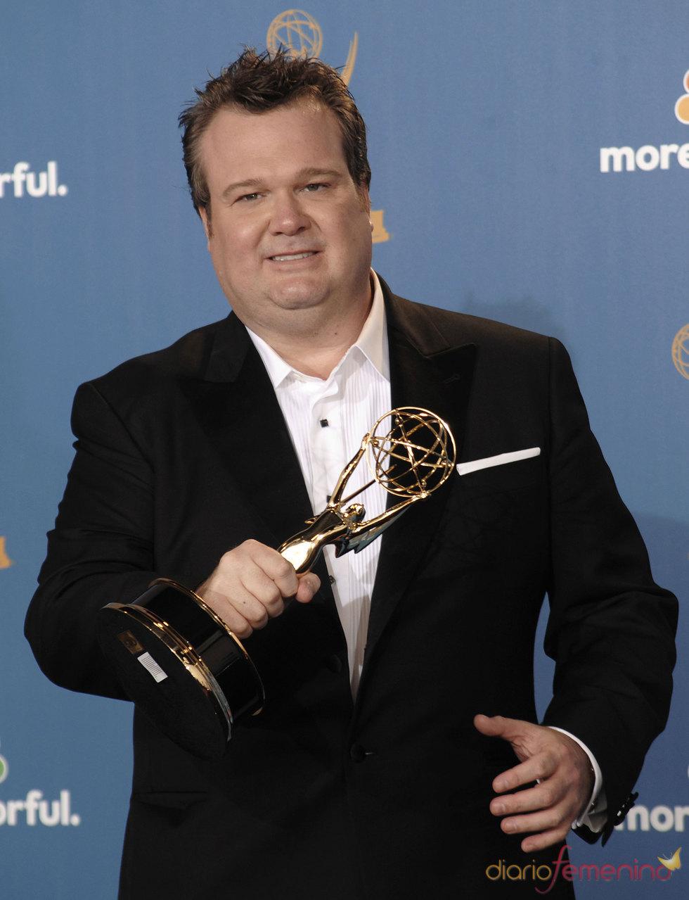 Eric Stonestreet de  Modern Family  gana el Emmy 2010 de mejor actor    Eric Stonestreet Modern Family