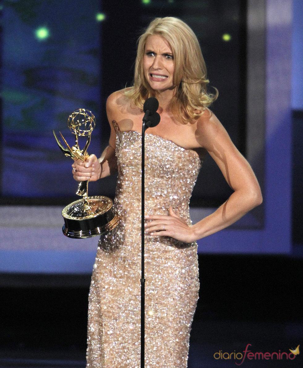 Claire Danes el Emmy 2010