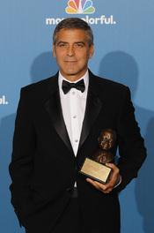 George Clooney homenajeado en los Emmy 2010