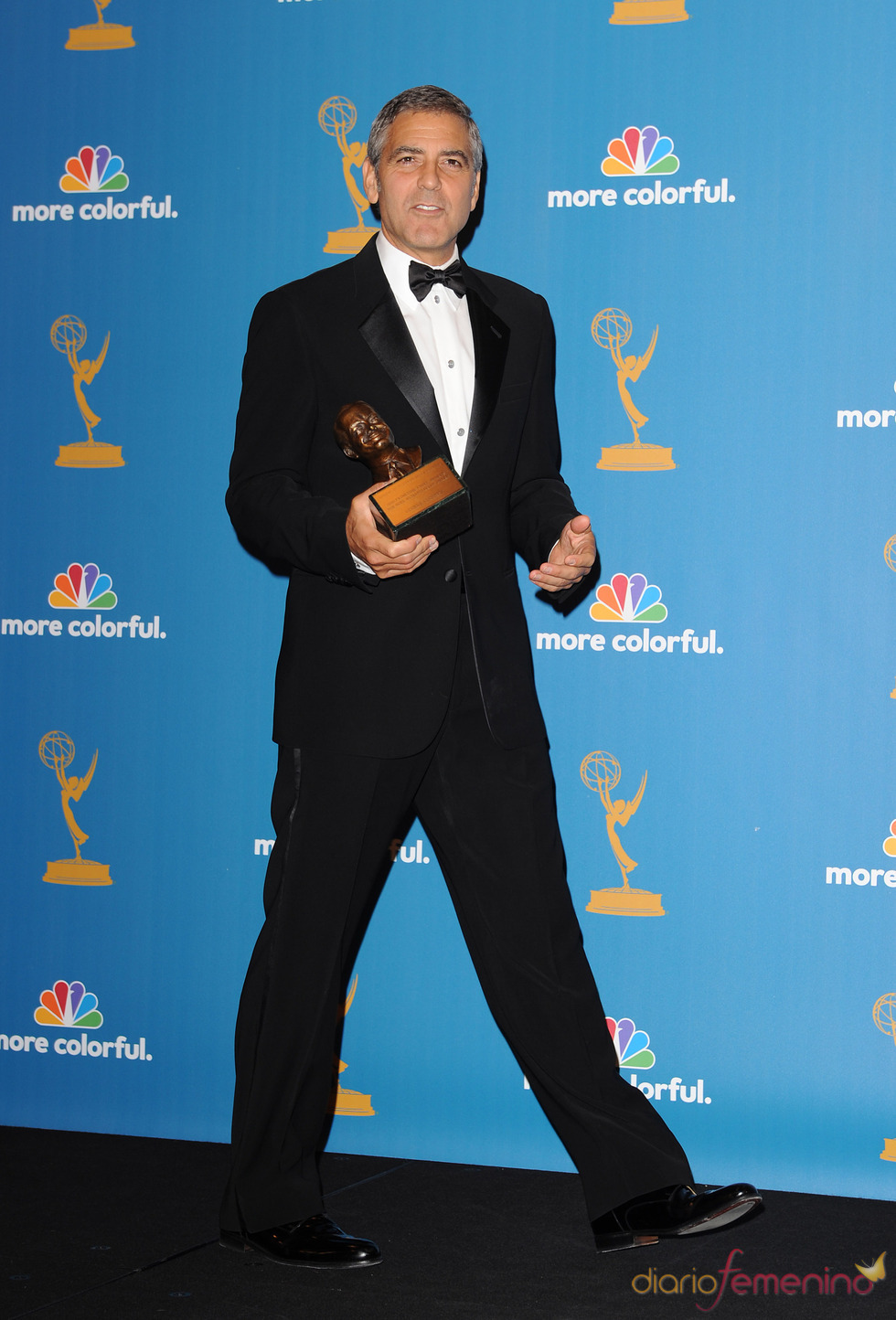 George Clooney recibe el premio Bob Hope