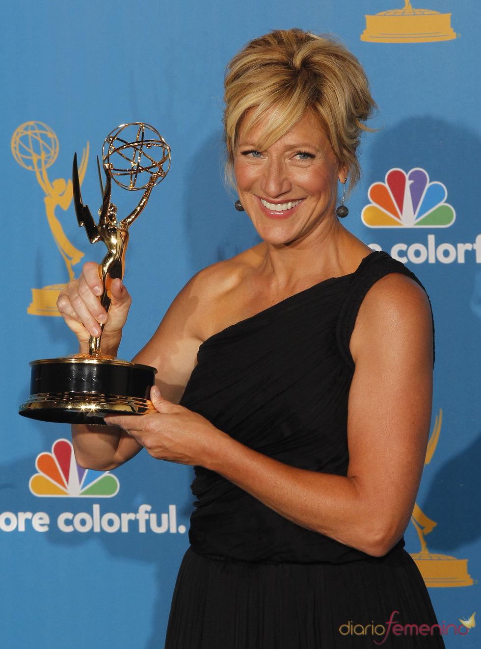 Edie Falco, Emmy 2010 a la mejor actriz de comedia