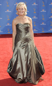 Glenn Close en los Premios Emmy 2010