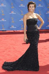 Eva Longoria en los premios Emmy 2010