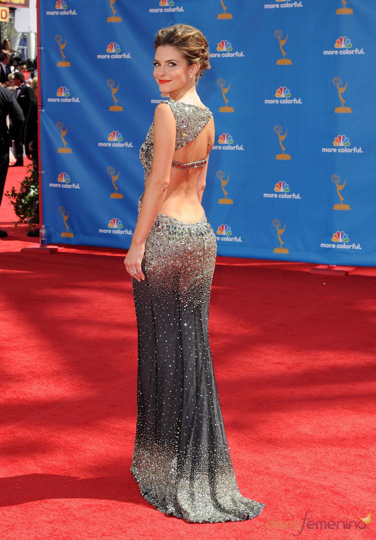 Maria Menounos en los premios Emmy 2010