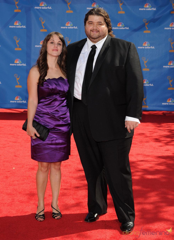 Jorge Garcia de 'Lost' en los Premios Emmy 2010