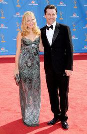 Jon Hamm de 'Mad Men' en los premios Emmy 2010