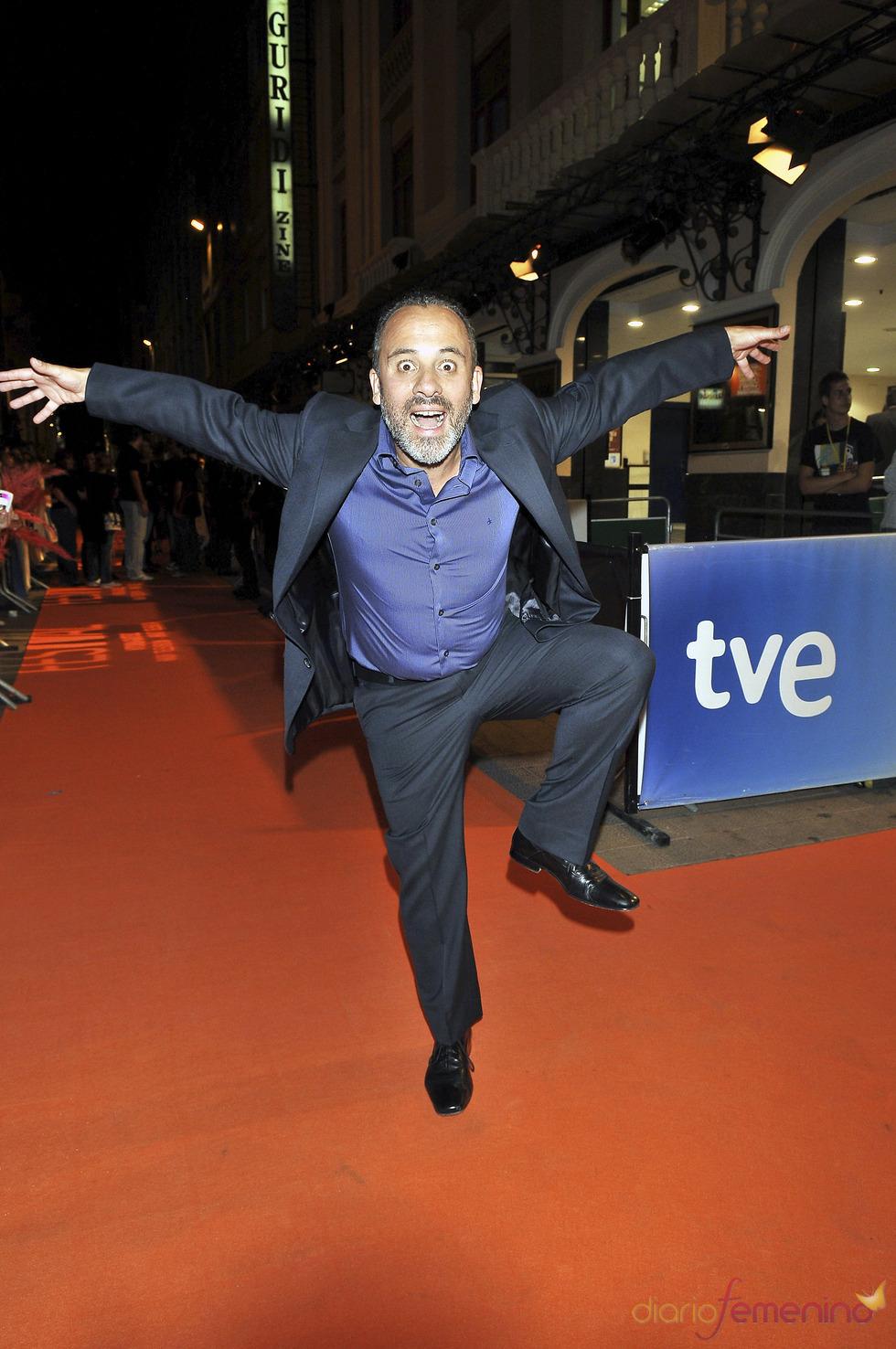 Javier Gutiérrez, todo un luchador profesional