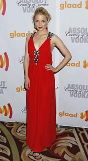 Dianna Agron, una belleza de 'Glee'