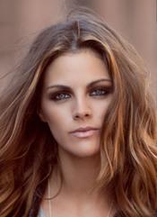 Amaia Salamanca, imagen de la campaña Mustang 2011