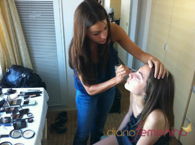 Sofía Vergara se prepara para los Emmy 2010