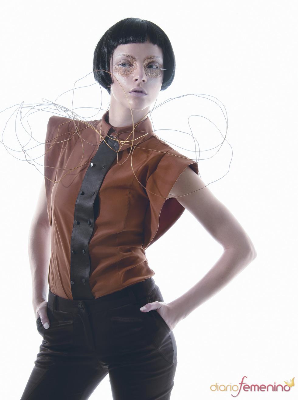 Diseño de Toni Francesc para el otoño invierno 2010-2011
