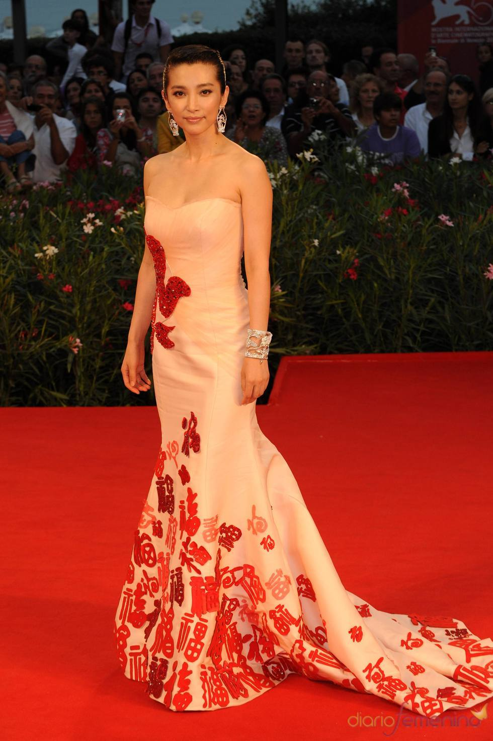 Li Bingbing en la Mostra de Venecia