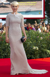 Michelle Williams en la 67 Mostra de Venecia