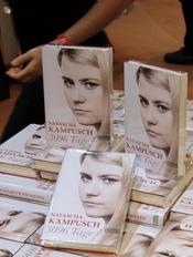 Natascha Kampusch cuenta su secuestro en un libro