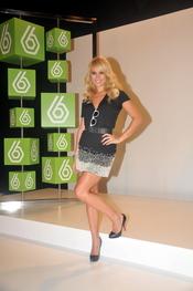 Patricia Conde, en la presentación de nueva temporada de laSexta